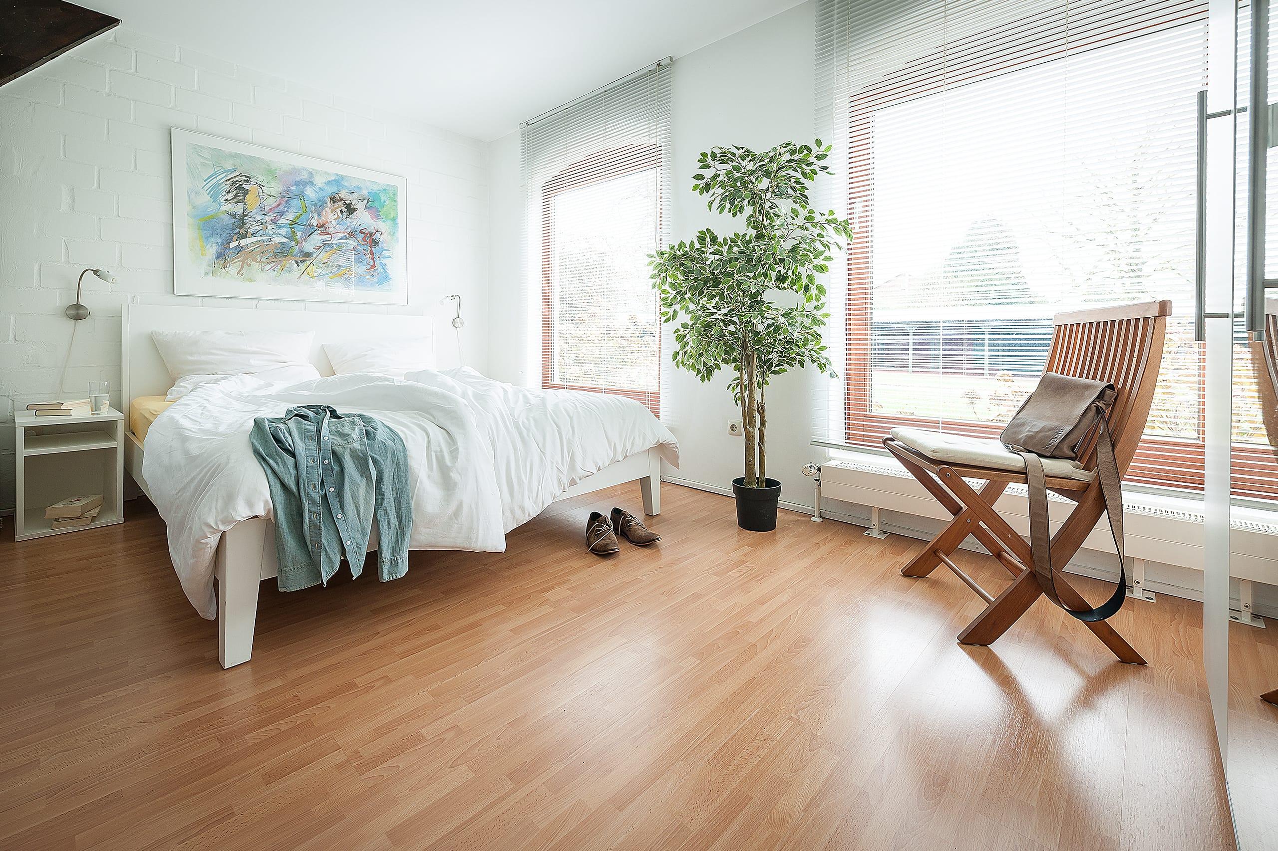 Bennos-Scheune-Scheune-Schlafzimmer